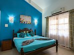 Well furnished villa for rent in Calangute with spacious rooms