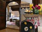 Le Patio Secret Marrakech chambre d'hotes PATIO