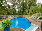 Spend hours enjoying the beautiful pool. Soak up the sun in poolside loungers.