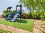 Parco giochi per bambini interno al residence