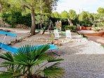 Parque Infantil y Zona relax