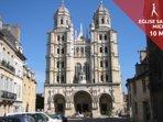 L'église Saint Michel à 10min