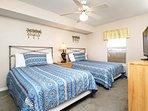 Master Bathroom -  Gulf Dunes 408 Fort Walton Beach Okaloosa Island Vacation Rentals
