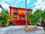 Seaside Villas townhouse - located in Siesta Key Village a short walk from Crescent Beach on Siesta Key
