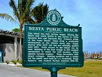 World famous Siesta Beach