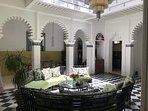Salon du patio