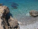 Spiaggetta Makari
