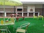 Jardín Privado: Alojamiento El lince de Granadilla