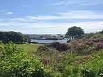View from Lews Castle, Stornoway
