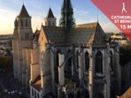 La Cathédrale Saint Bénigne à 15min
