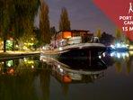 Le Port du Canal à 15min