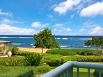 H204 Ocean and Beach View from Lanai