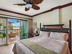 H204 Master Bedroom Suite King Bed