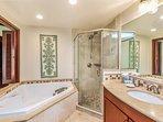 G101 Master Bathroom with Jacuzzi Tub