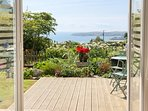 View from your decking