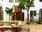 Chambre d'hôtes de charme Le Patio Secret Marrakech Médina
