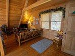 Loft side left full size futon
