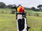 Primera línea de golf