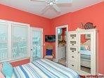 1st Floor Street-Side Queen Bedroom II