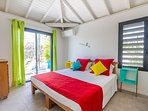 Iguane house villas & micro spa villa Passion chambre 2