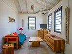 Iguane house villas & micro spa villa Passion salon