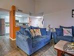 Living room The Avalon Royal Paradise