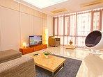 Very elegant living room.