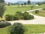 Simply amazing golf courses here on the coast.