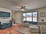 This charming 3-bedroom, 2-bathroom vacation rental is located in Buena Vista.