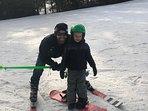 Nearby Snow skiing at Shanty Creek 40 mins away or Boyne Mountain 1 hr away