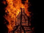A l'Ancien Moulin - Danser autour d'un feu de la Saint Jean vous dirait ?