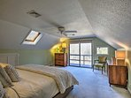 Rise and shine to ample natural light!