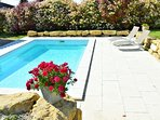 privat swimming pool