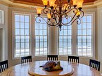 Dining Room with Oceanfront Views