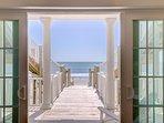 2nd Floor Oceanfront Deck