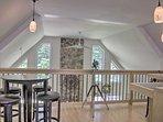 Loft | 3rd Floor | Telescope