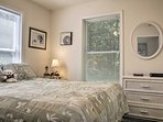 Master Bedroom | Linens Provided