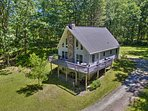Callicoon Vacation Rental | 3-Story Home | 2BR | 1BA | 1,536 Sq Ft