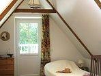 Chambre triple (3 lits 90x190cm) du Gite Les 3 Voiles