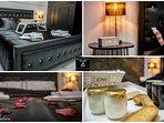Rêve et spa une nuit de Luxe et de Standing, an Appart hôtel dans les Vosges