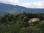 Villa Flangini and its Hill
