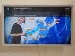 Smart TV satellitare