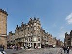St Giles apt Edinburgh Self Catering Ltd