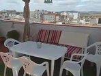 vista general comedor terraza carpe diem
