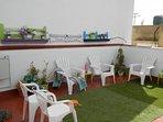 detalle solarium terraza carpe diem