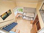 Habitación cama litera