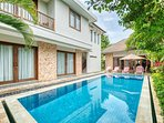 Villa 18 is a four bedroom villa in  the group of Kejora Villas-Suites and being so large in area , it offers a...