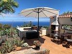 Na een dag wandelen over de schitterende wandelpaden van La Palma kan je hier zalig uitrusten.