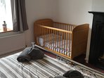Bedroom 2 - King with Cot