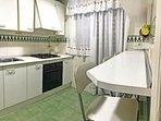 Zona cocina del apartamento LA FRAGATA - Salobreña